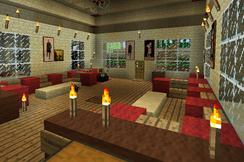minecraft. Black Bedroom Furniture Sets. Home Design Ideas